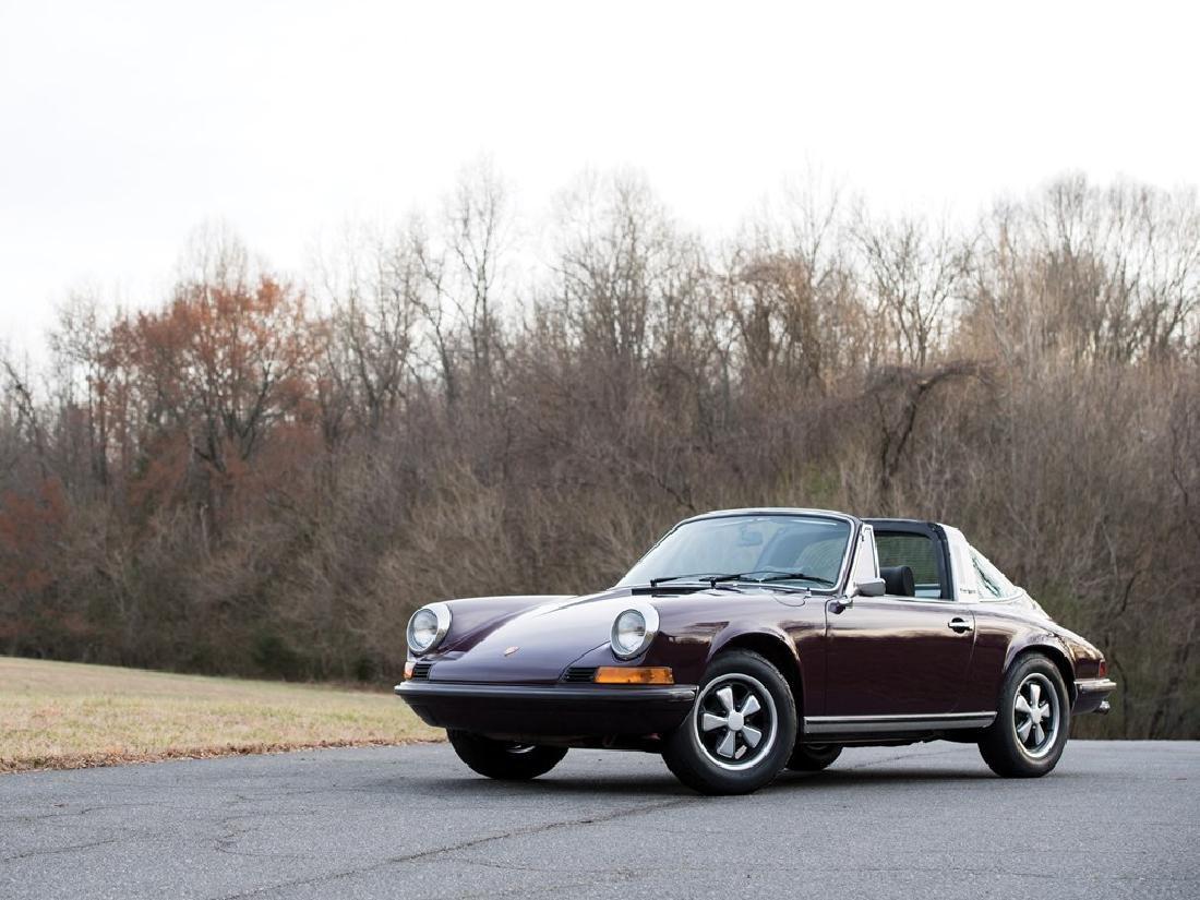 1973½ Porsche 911 T Targa