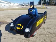 Batmobile Factory-Original Coin-Operated Kiddie Ride