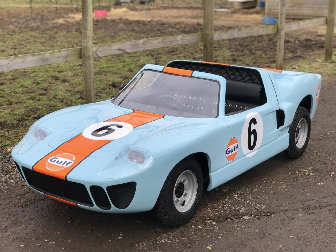 Ford GT40 Children's Car