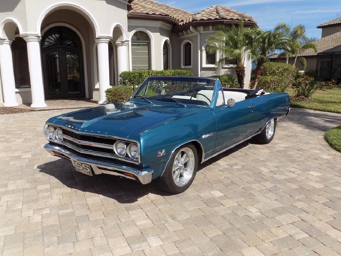 1965 Chevrolet Chevelle Convertible