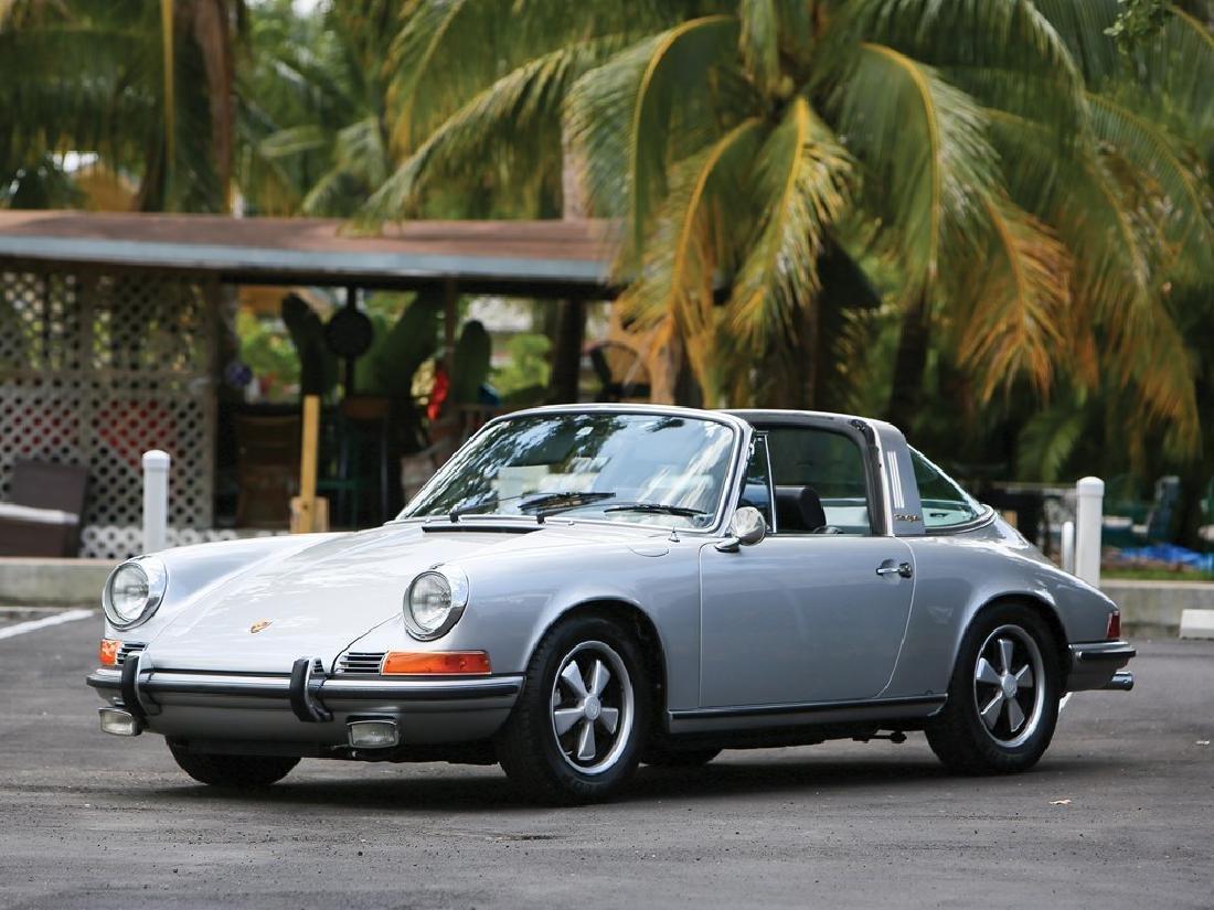 1971 Porsche 911 S Targa