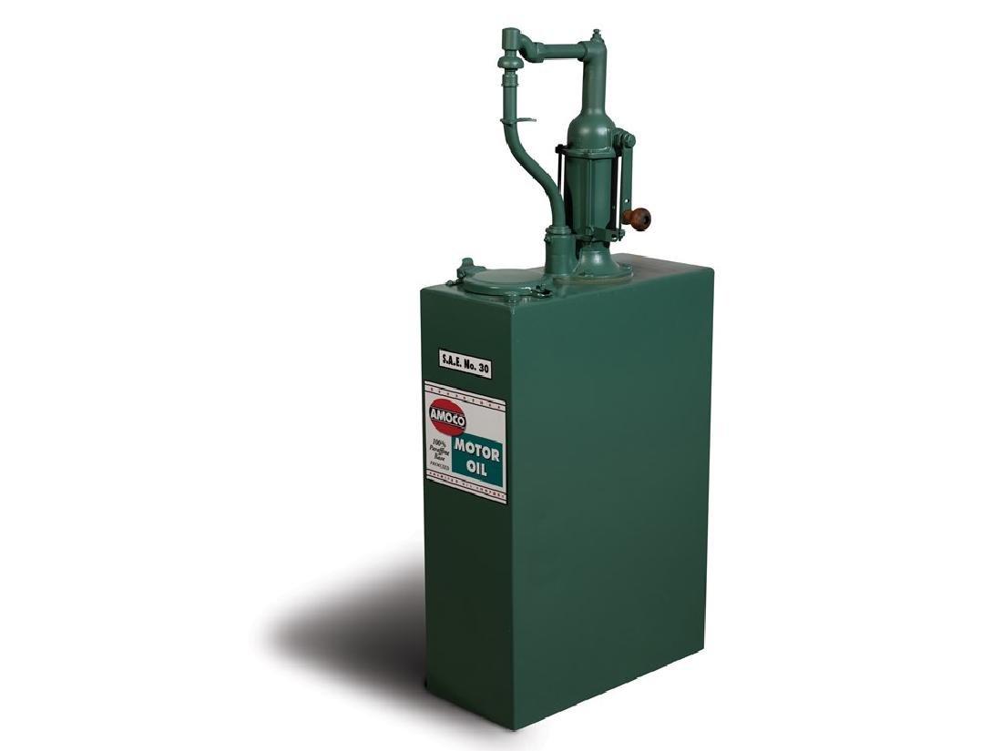 Amoco Oil Gas Pump