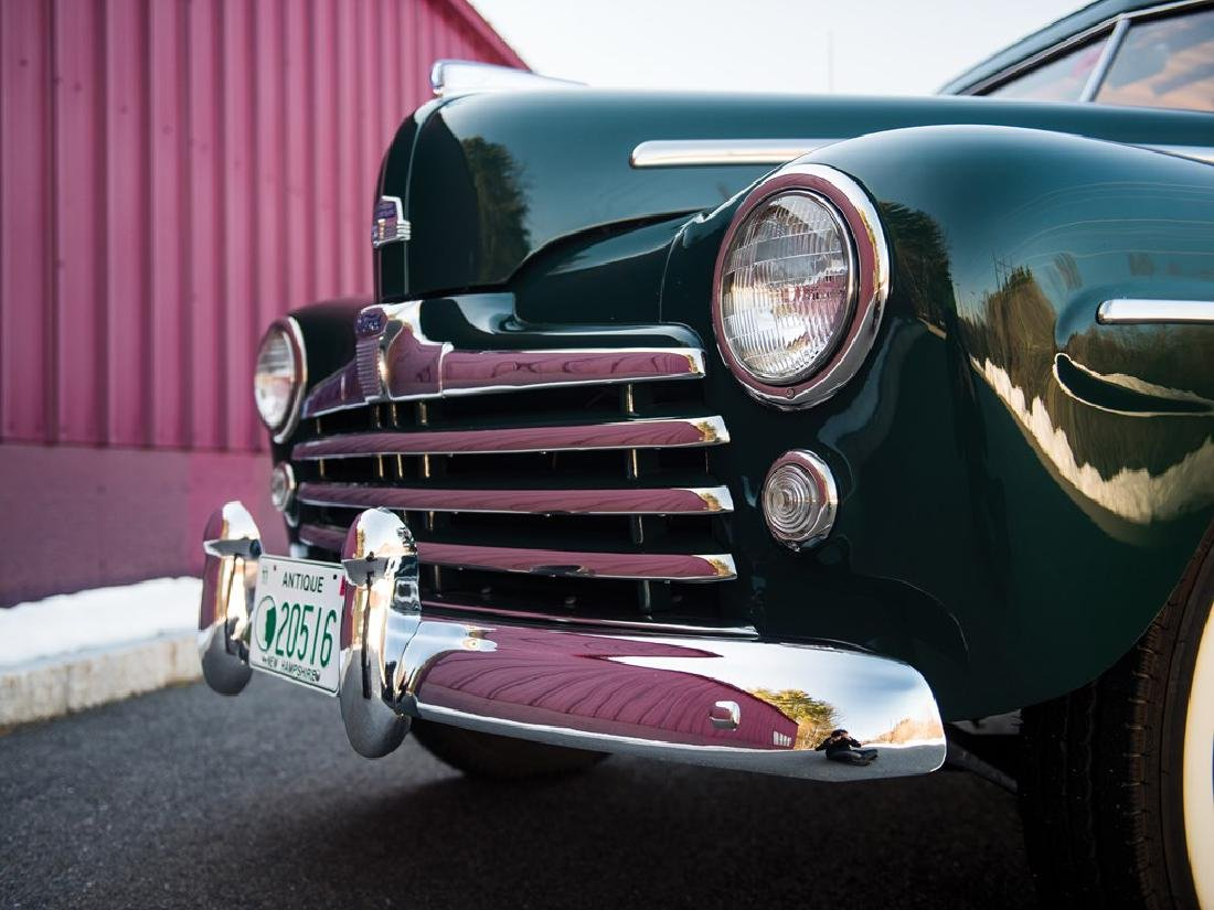 1947 Ford Super DeLuxe Station Wagon - 10