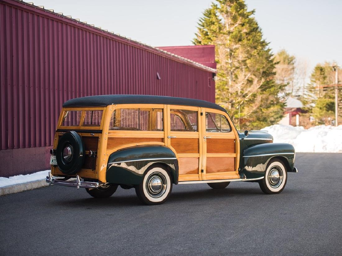 1947 Ford Super DeLuxe Station Wagon - 2
