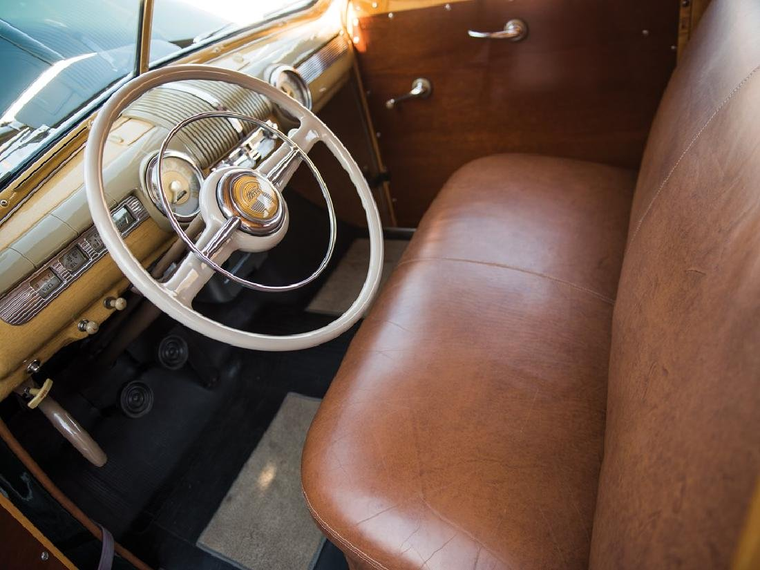 1947 Ford Super DeLuxe Station Wagon - 4