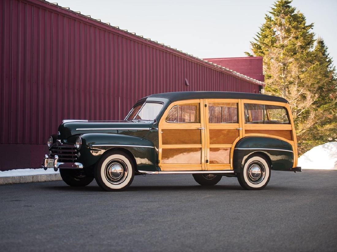 1947 Ford Super DeLuxe Station Wagon - 5