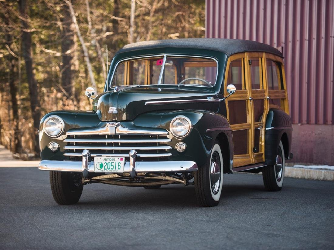 1947 Ford Super DeLuxe Station Wagon - 6