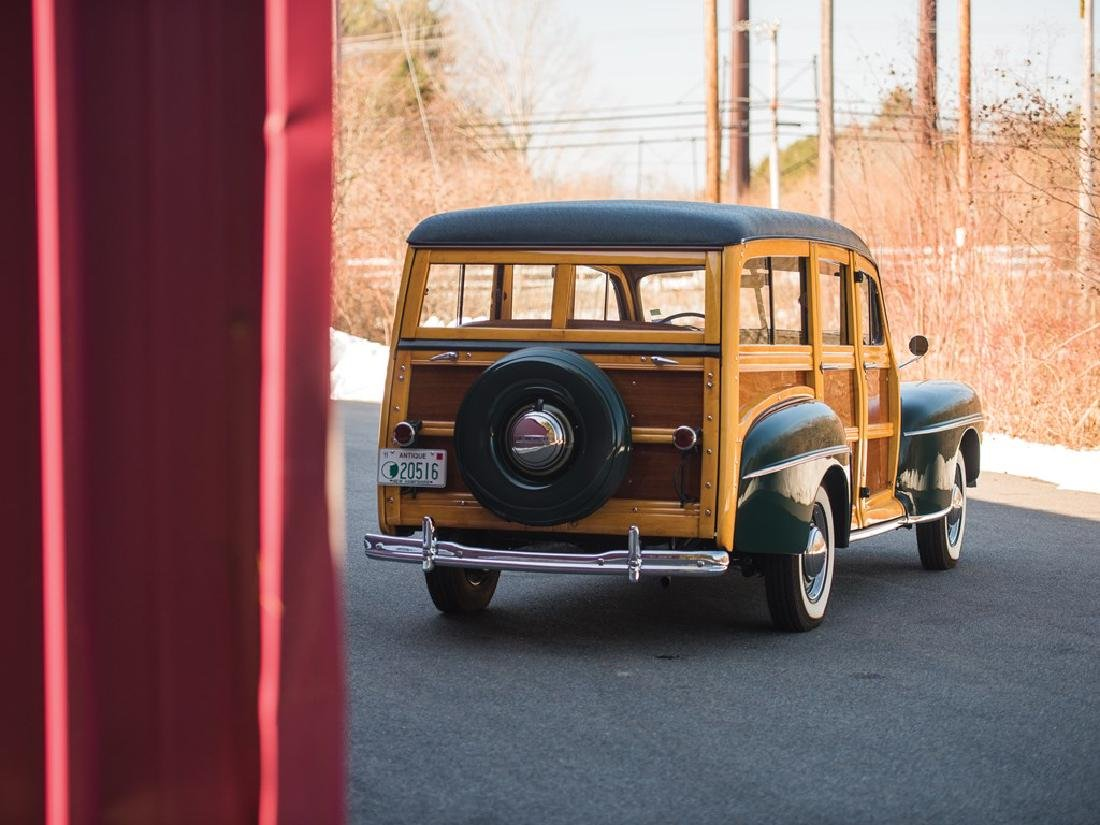 1947 Ford Super DeLuxe Station Wagon - 7