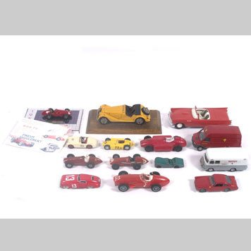 1002- ASSORTED TOY CARS