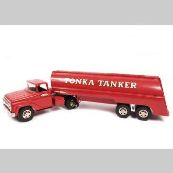 1005- TONKA TANKER TRUCK