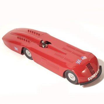 1008- KINGSBURY 1927 SUNBEAM LAND SPEED RECORD CAR
