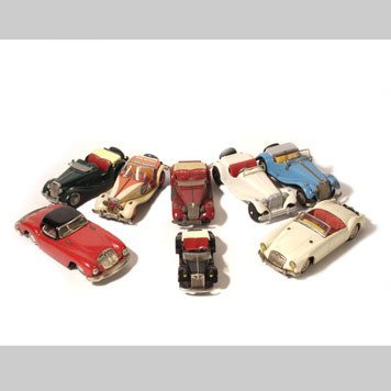 1015- MG TOY CARS