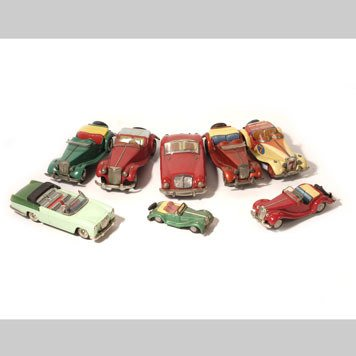 1016- MG TOY CARS