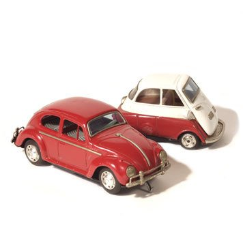 2002- MODEL AND TOY CARS