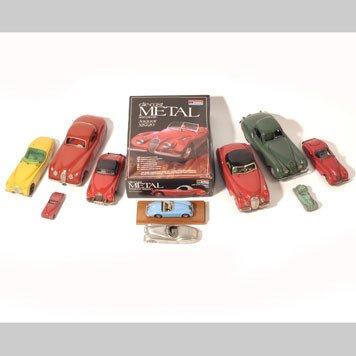 2004- JAGUAR TOY CARS