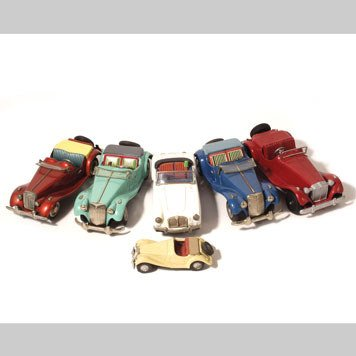 2005- MG TOY CARS