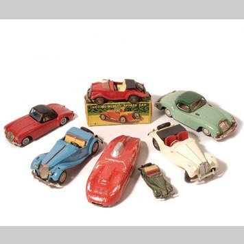 2008- MG TOY CARS
