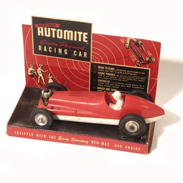 2011- WEN-MAC AUTOMATIC RACING CAR