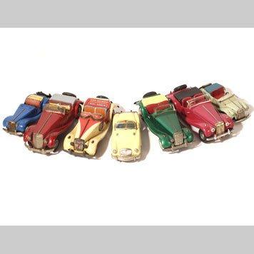 2012- RARE MG TOY CARS