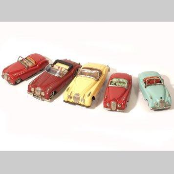 2013- JAGUAR TOY CARS