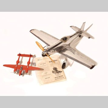2017- TOY AIRPLANES