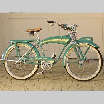 2186- FIRESTONE SUPER CRUISER BICYCLE