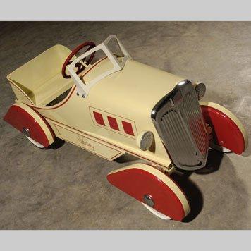 2335- 1940S SKIPPY PEDAL CAR