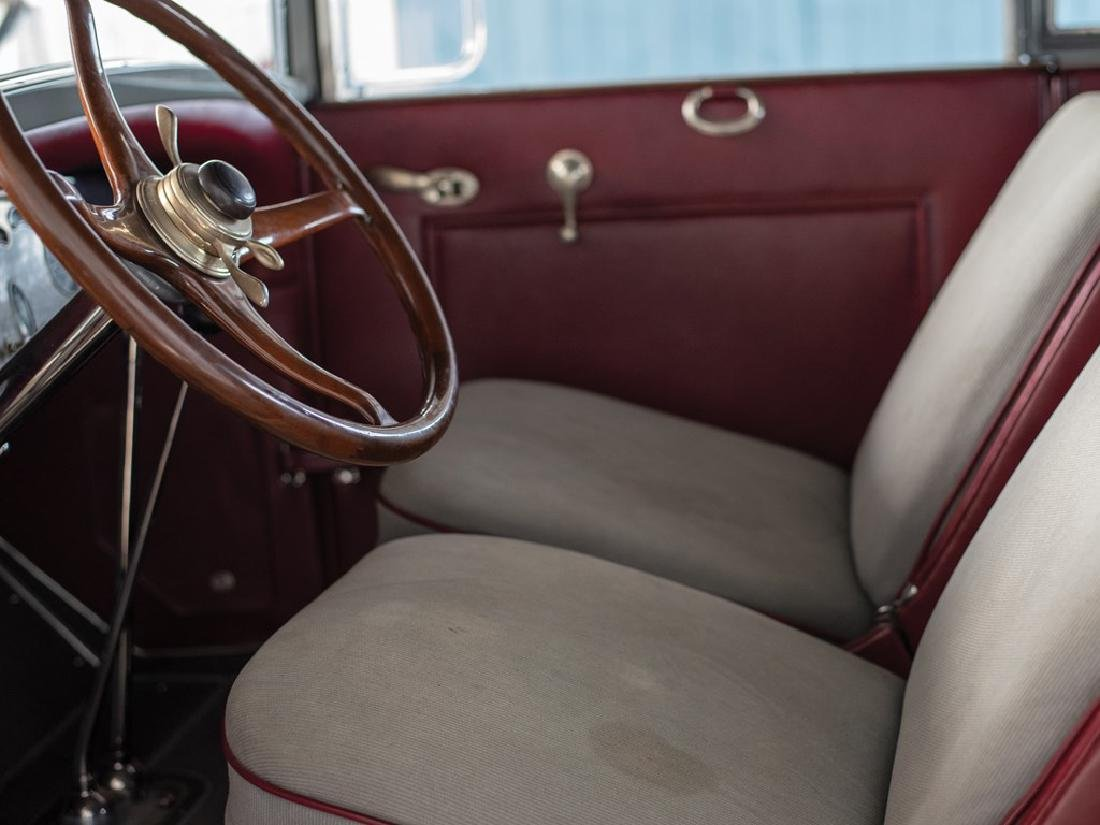 1929 Lincoln Model L Convertible Victoria by Dietrich - 7