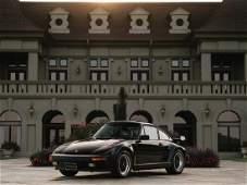 1988 Porsche 911 Turbo 'Flat-Nose' Coupe