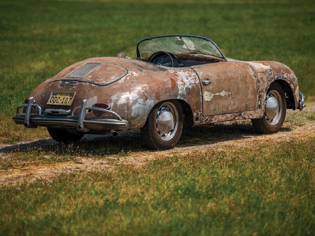 1958 Porsche 356 A 1600 'Super' Speedster by Reutter - 2