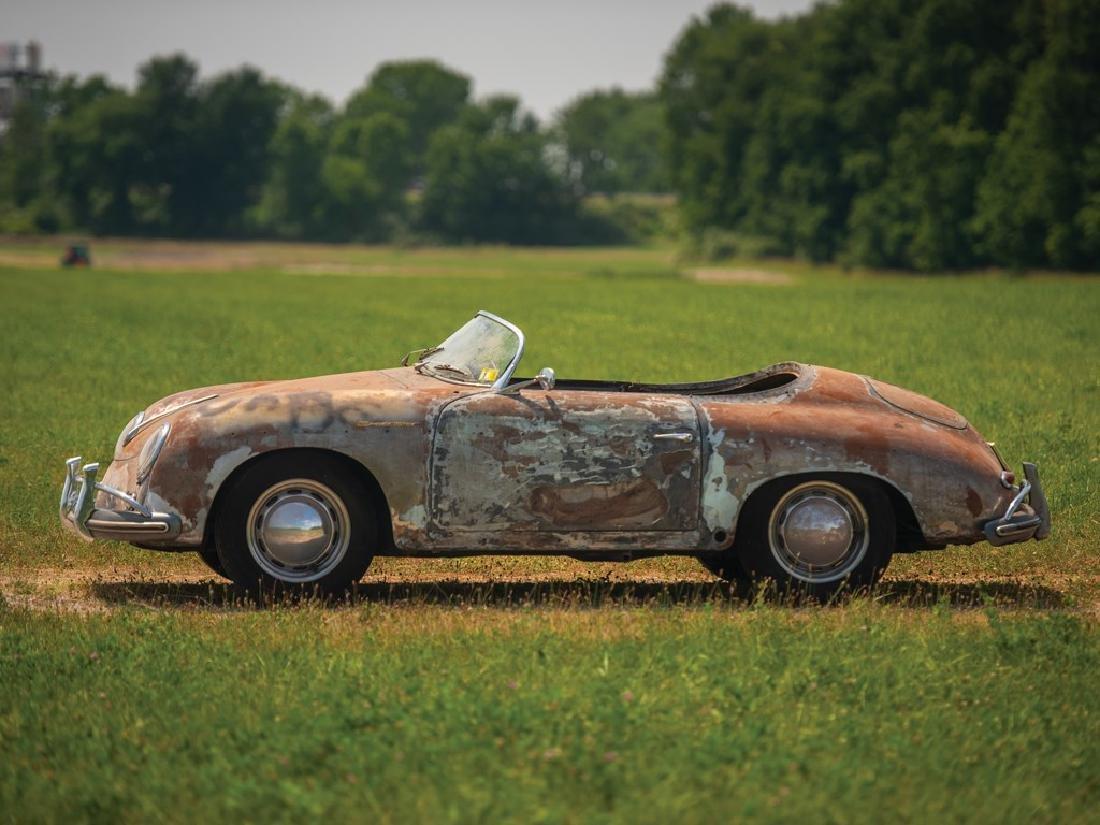 1958 Porsche 356 A 1600 'Super' Speedster by Reutter - 5