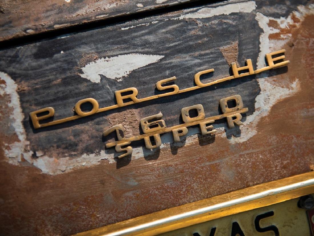 1958 Porsche 356 A 1600 'Super' Speedster by Reutter - 9