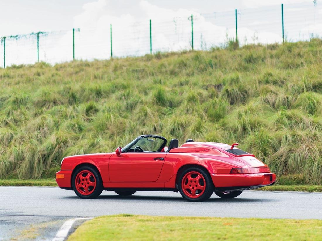 1994 Porsche 911 Speedster - 2