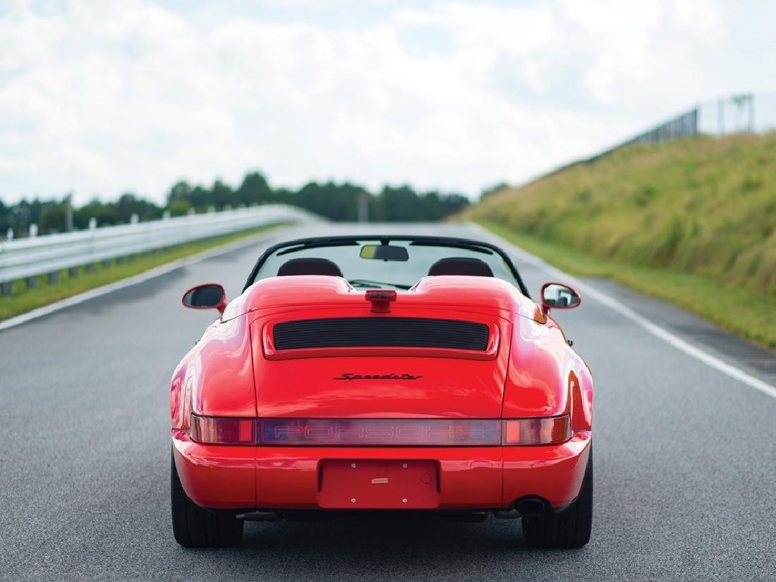 1994 Porsche 911 Speedster - 7