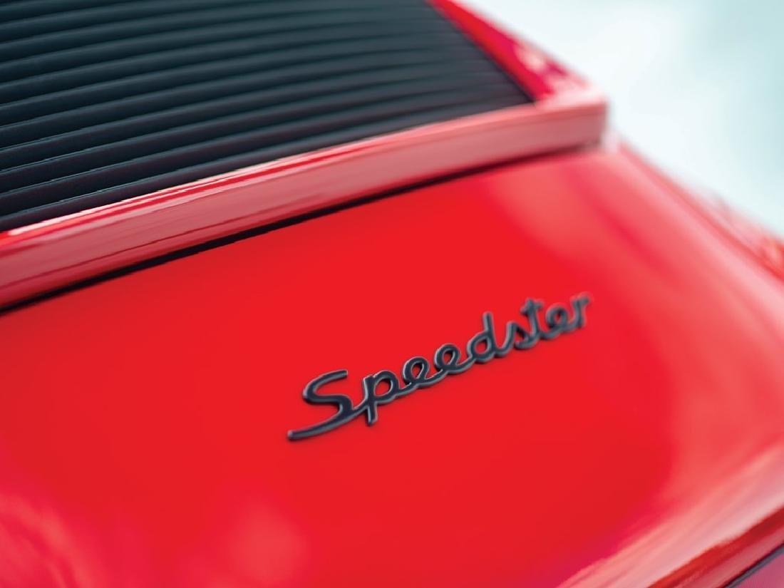 1994 Porsche 911 Speedster - 9