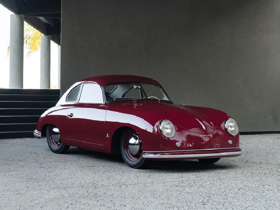 1951 Porsche 356 'Split-Window' Coupe by Reutter