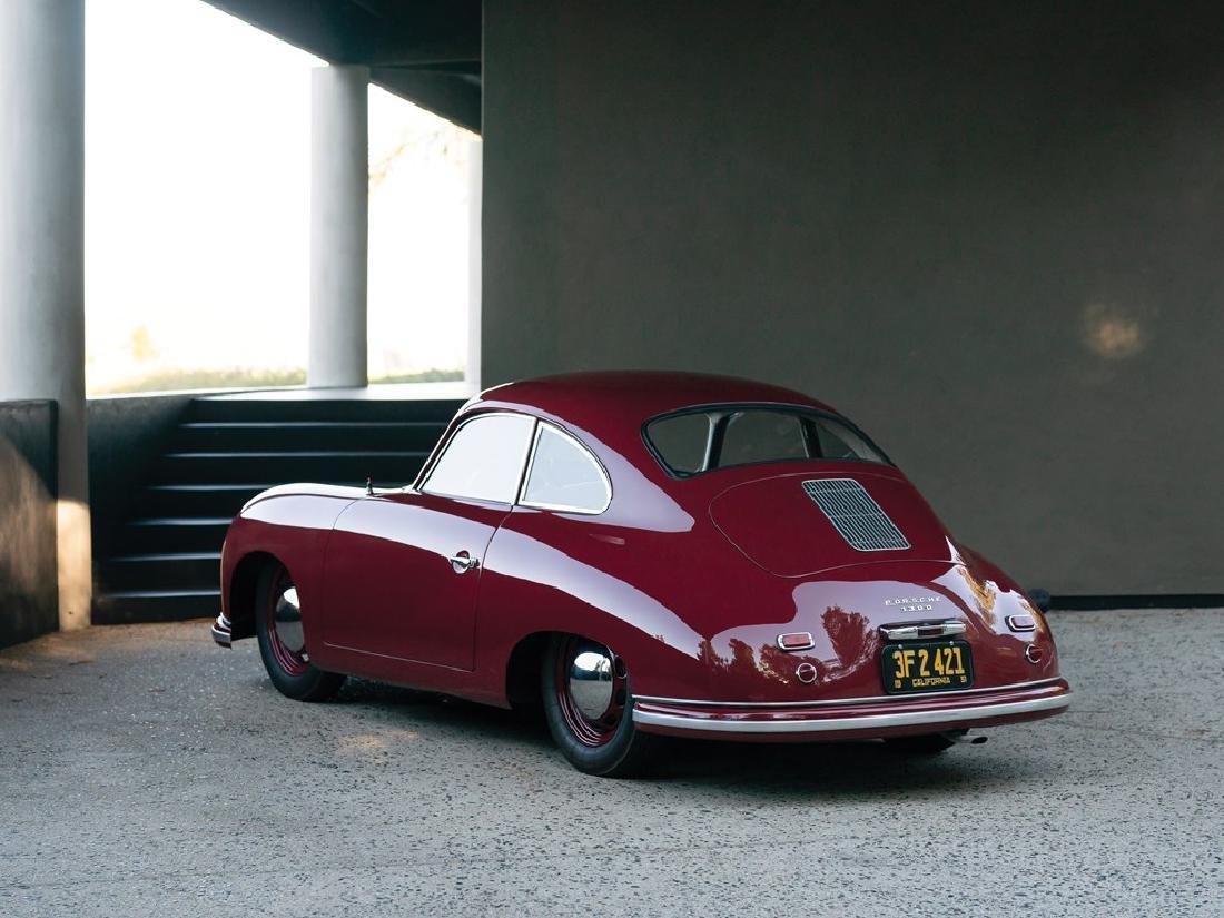 1951 Porsche 356 'Split-Window' Coupe by Reutter - 2