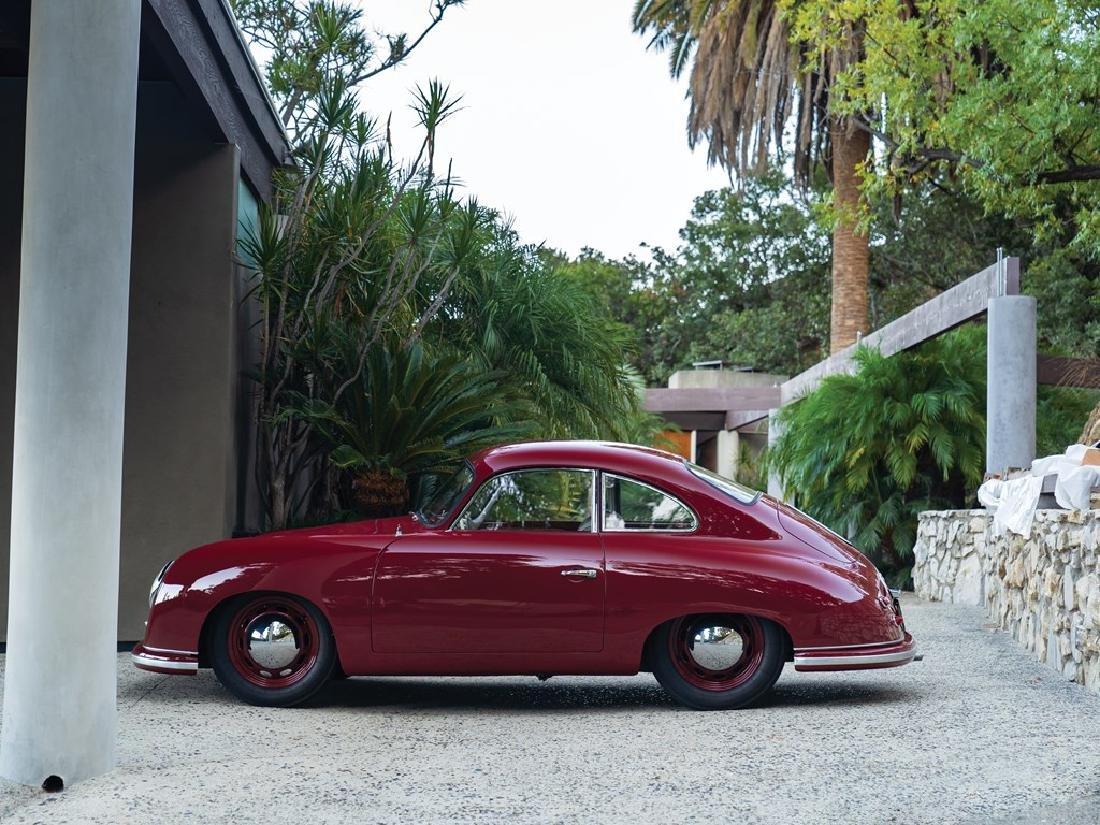 1951 Porsche 356 'Split-Window' Coupe by Reutter - 5
