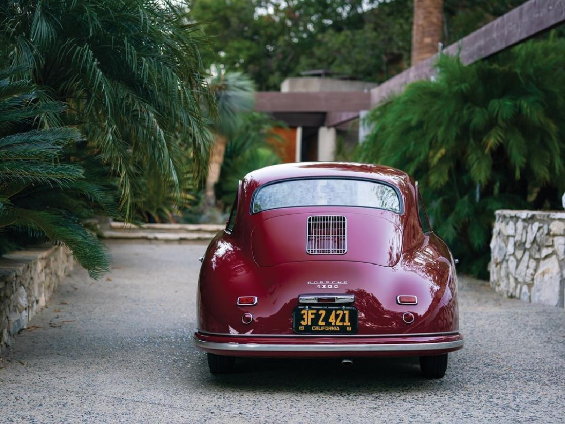 1951 Porsche 356 'Split-Window' Coupe by Reutter - 9
