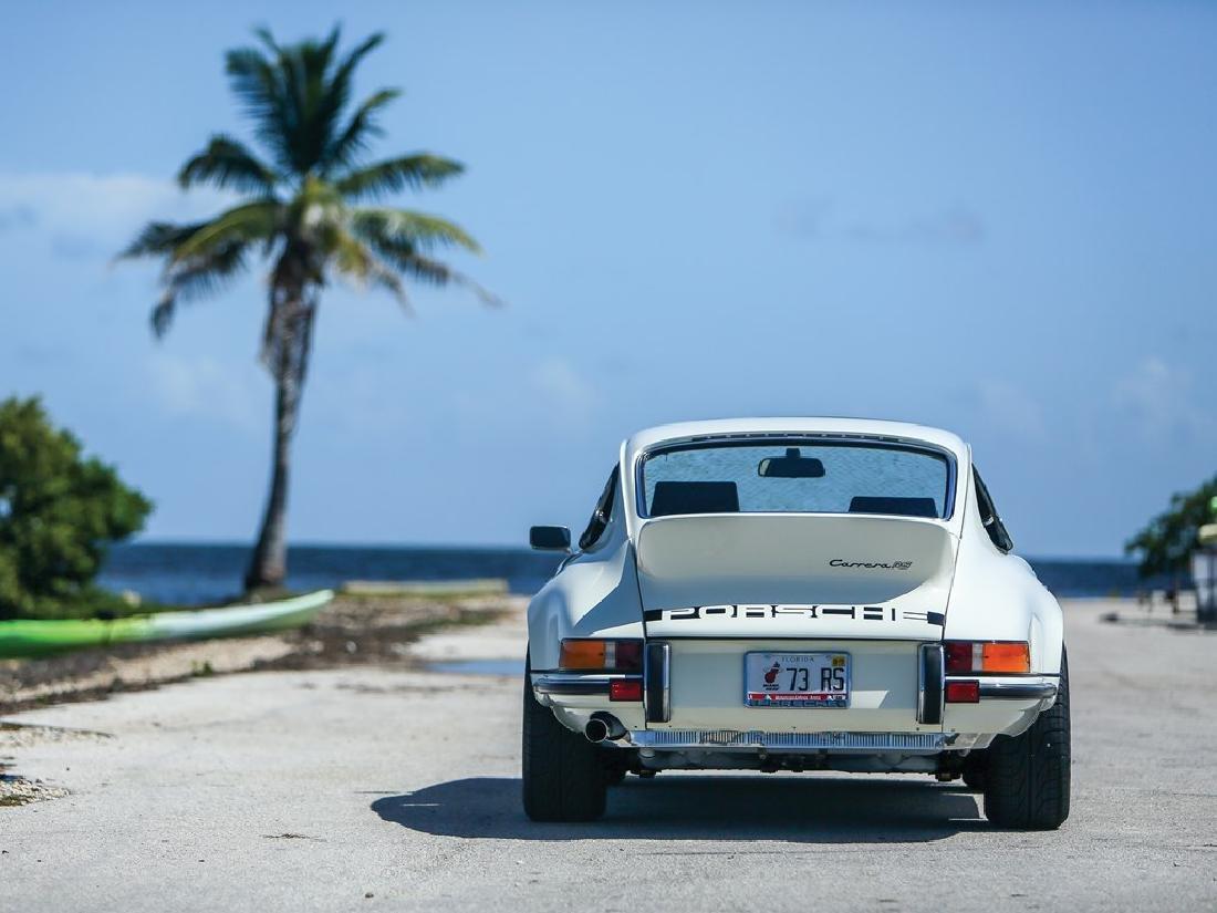 1973 Porsche 911 Carrera RS 2.7 Touring - 9