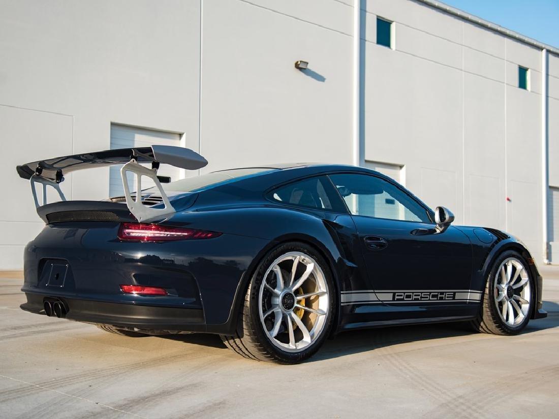 2016 Porsche 911 GT3 RS - 2