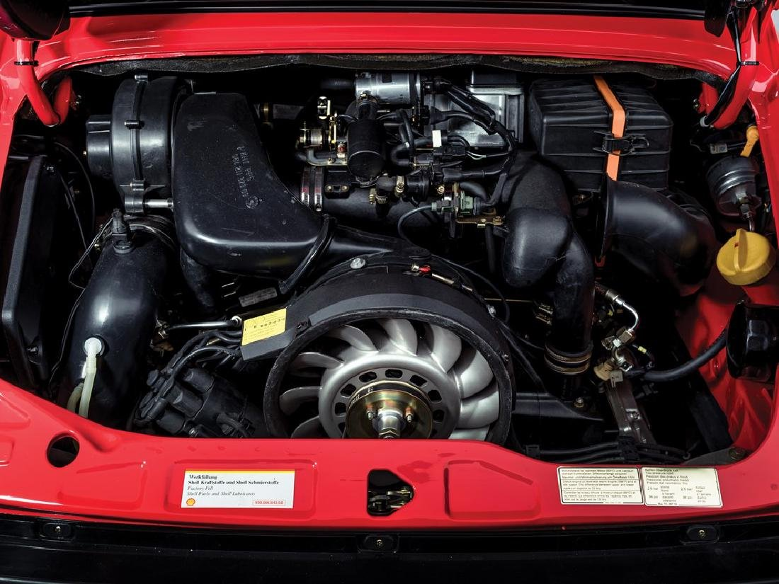 1992 Porsche 911 Carrera RS - 3