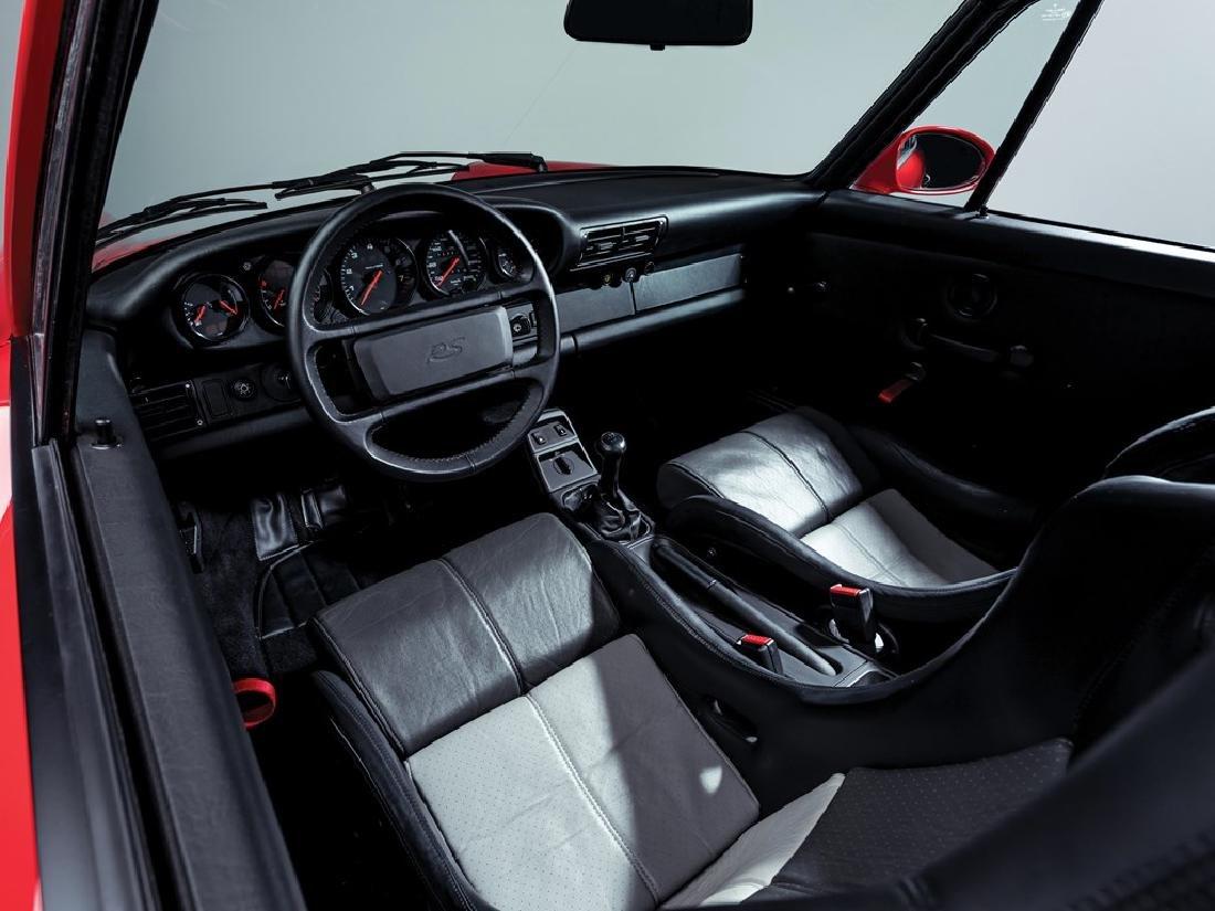 1992 Porsche 911 Carrera RS - 4