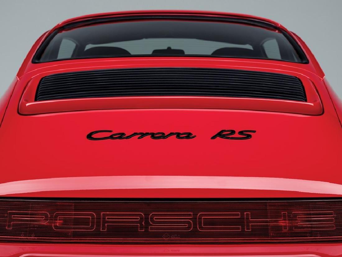 1992 Porsche 911 Carrera RS - 7