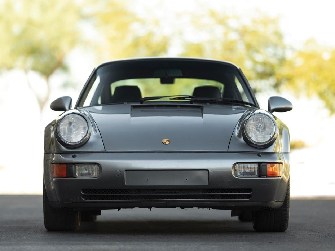 1994 Porsche 911 Turbo 3.6 - 8