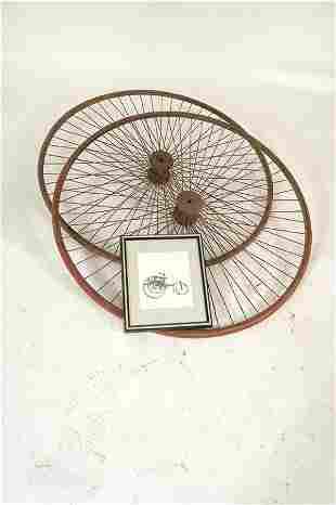 Edwardian Wire Wheels