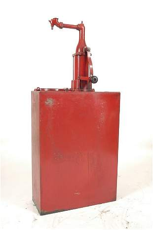 Standard Oil Pump