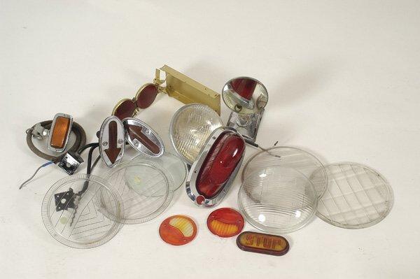5113: Assorted Lighting Equipment