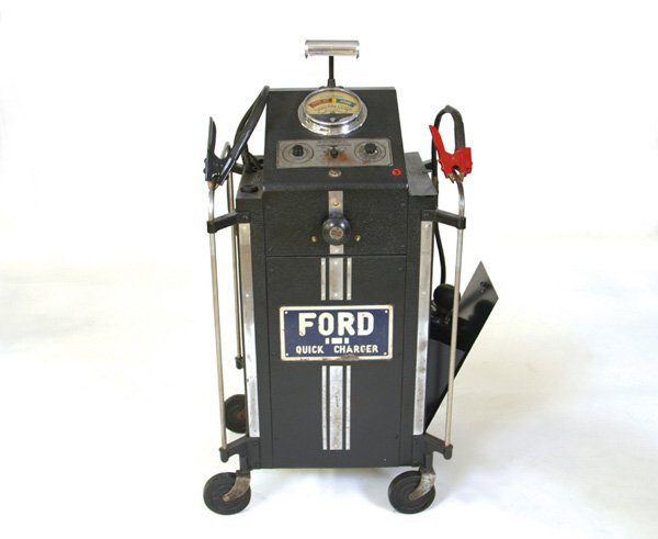5115: Ford Quick Charger Battery Testing Unit