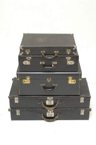 Vintage Suitcaes